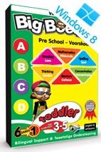 Big Boet Toddler Pre-School (Age 3-5)