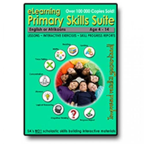 eLearning Primary Skills Suite
