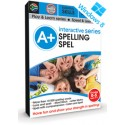 A+ Interactive Series Spelling Grade 0-5 (Age 5-11)