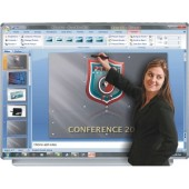 Interactive System (Software) + Non-Reflective Board For Interactive 1620*1220mm