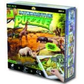 Interactive Puzzle - Safari