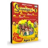 Schooligans 1 (Grade 0-1, Ages 5--7)